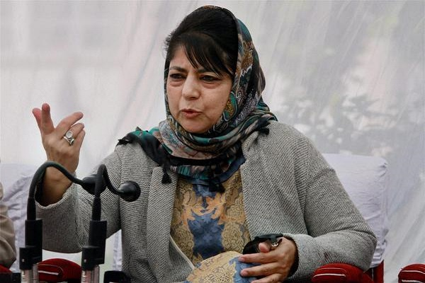 Asifa rape and murder convicts will be punished: Mehbooba Mufti