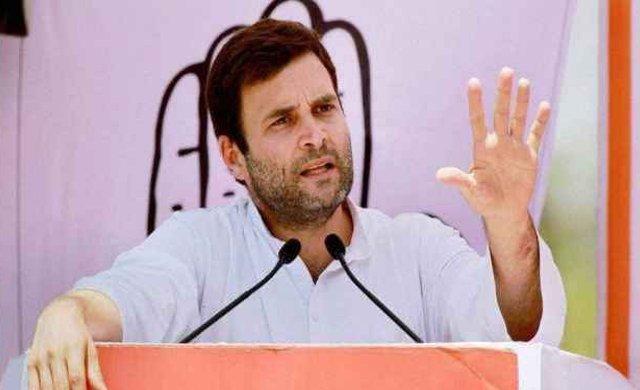 BJP leader files defamation case against Rahul Gandhi