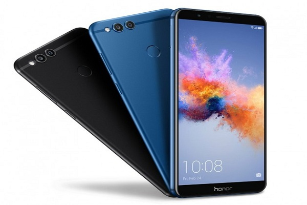 Face Unlock feature now also in the HONOR 7X smartphone