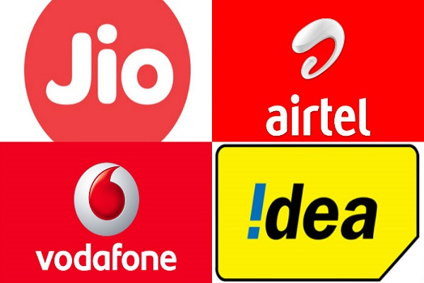 JIO AIRTEL IDEA is offering cashback of more than 2000