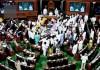 Lok Sabha adjoured proceeding
