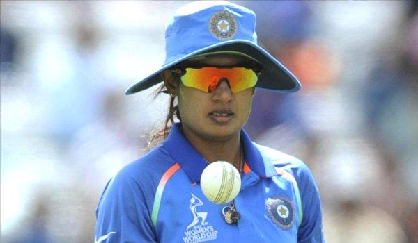 Mithali Raj led India women squad