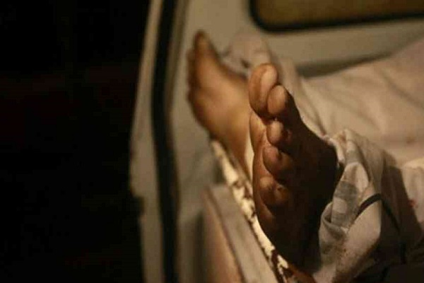 Uttar Pradesh Death of a young man due to current