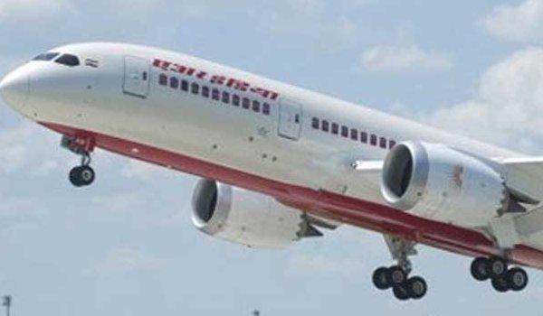 Air India maiden flight to Tel Aviv takes off
