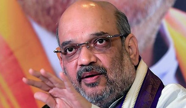 A six BHK house for Amit Shah in Bengaluru