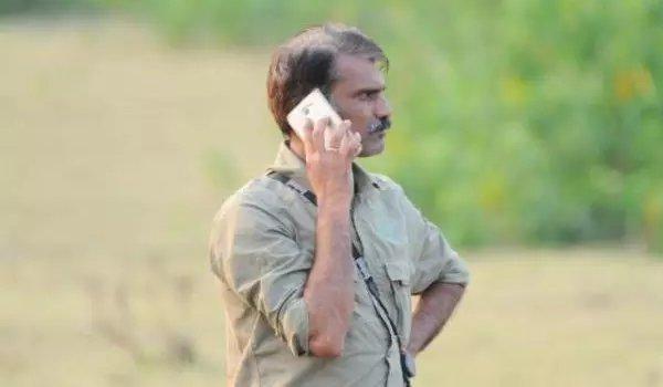 Director of the Nagarahole Tiger Project Manikantan