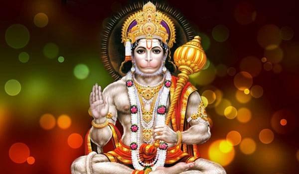 hindu mythology stories : hanuman jayanti 2018