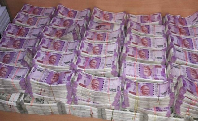 toll booth Rs 4 crore recovered from private bus in joint action of rajasthan ATS and Income Tax Department
