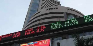 bank stocks crack on LoU ban, Sensex down over 150 points in early trade