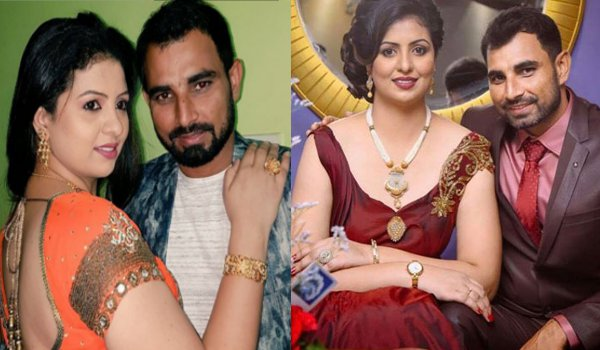 Mohammad Shami's wife Hasin Jahan leaked his Facebook chat on social media