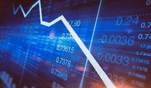 stock market : Sensex falls over 500 points, nifty breaks below 10200