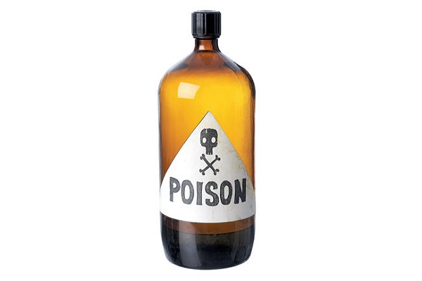 Rajasthan In the district of Jhunjhunu the lover eat the poison