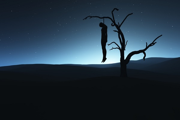 Rajasthan Three people including two minors hanged from the tree