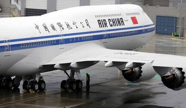 Mid flight hostage drama forces emergency landing in China