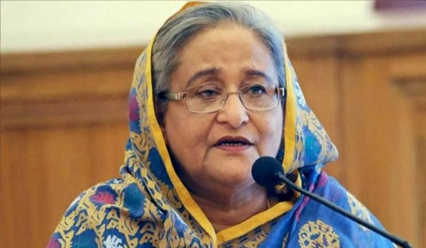 Sheikh Hasina on TIME's list of 100 most influential people
