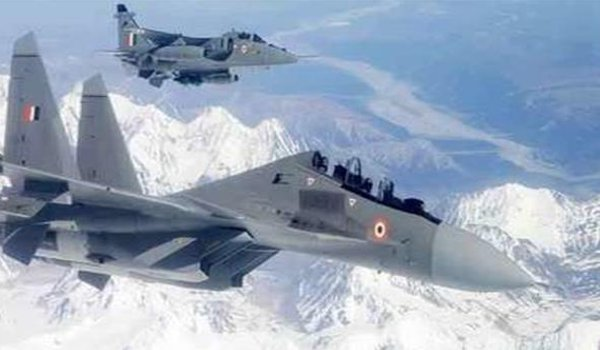 IAF to conduct biggest combat exercise along Pakistan, China borders