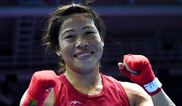 CWG 2018: Boxer MC Mary Kom takes gold on debut