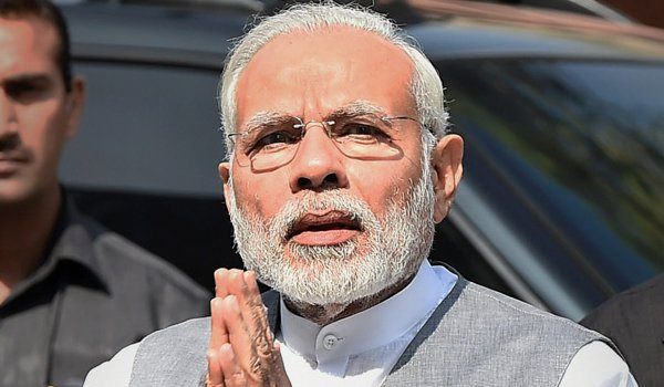 pm modi observes day long fast against parliament disruptions