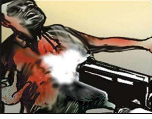 बहराइच में बदमाशों के साथ मुठभेड़ में एक इंस्पेक्टर समेत तीन पुलिसकर्मी घायल