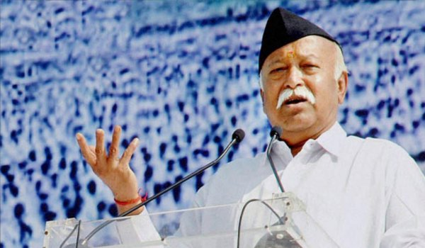 Attempt to vitiate atmosphere using Mohan Bhagwat's fake Twitter handle : RSS