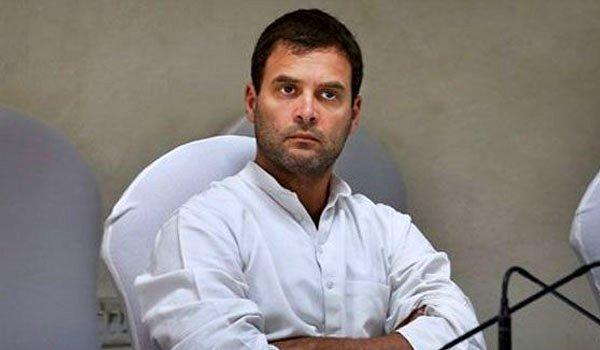 BJP slams 'Shahzada' Rahul Gandhi for cutting short Vande Mataram