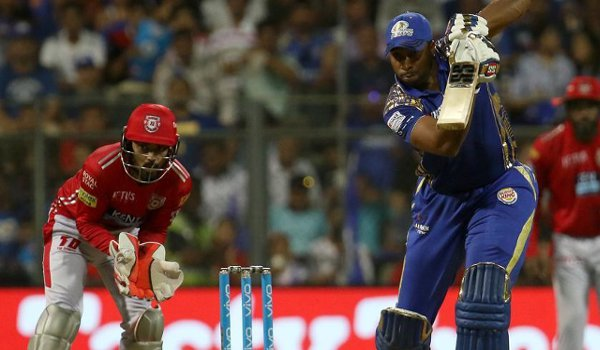 IPL 2018 : Mumbai Indians beat Kings XI Punjab by 3 runs