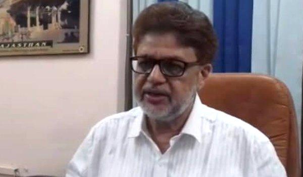 Ajmer Dargah Committee Najim IB Pirjada resigns