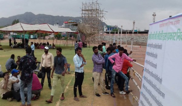 ajmer nagar nigam : safai karamchari recruitment lottery results sealed