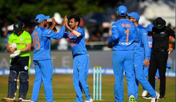 India rout Ireland by 143 runs in second T20