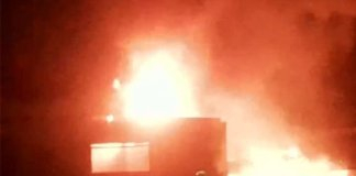 Ahmedabad : Major fire reported in ink manufacturing firm