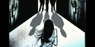 three arrested for rapping tribel woman in dumka