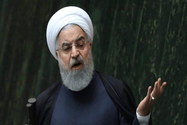 ईरान की जनता अमेरिकी दबाव के समक्ष नहीं झुकेगी-हसन रूहानी
