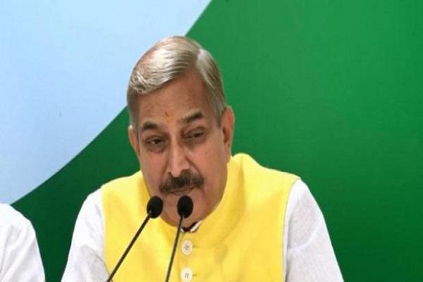 आतंकवाद के सामने सबसे कमजोर रही भाजपा सरकार : कांग्रेस