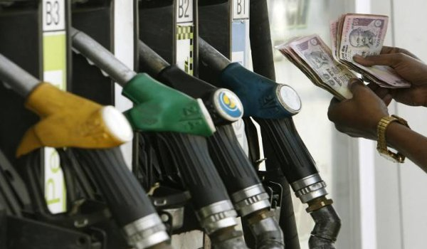 Petrol and diesel prices fall for tenth straight day