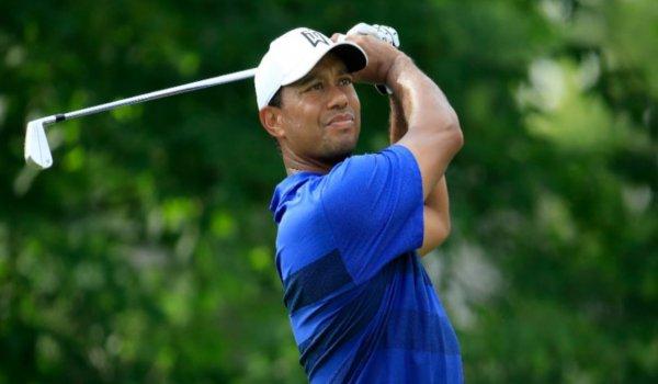 Tiger Woods shoots five-under 67 at rain-delayed Memorial