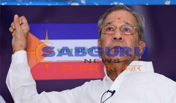 bharat vahini party rajasthan chief ghanshyam tiwari