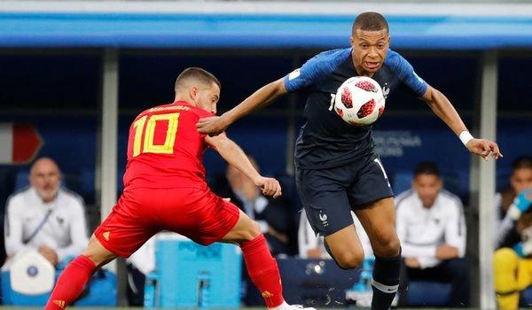FIFA World Cup semi final : France beats belgium 1-0 to reach final