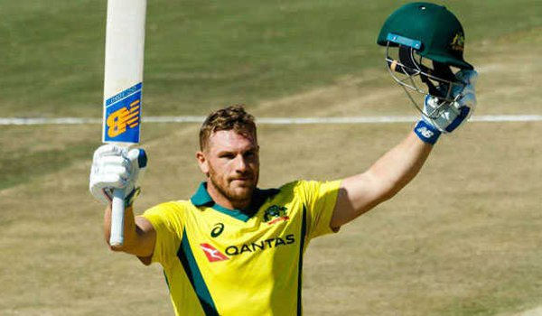 Aaron Finch posts record breaking T20 knock against zimbabwe