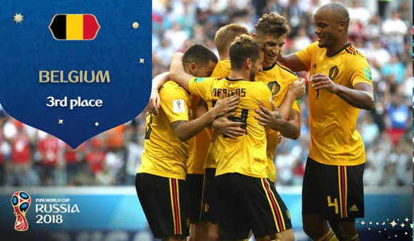 FIFA World Cup 2018 : England finish fourth after Belgium defeat