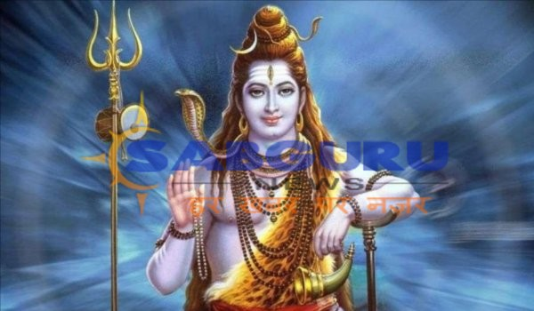 lord shiva is protector of nature and creatures