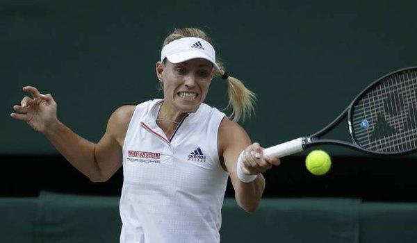 Wimbledon, women's final : Angelique Kerber beats Serena williams