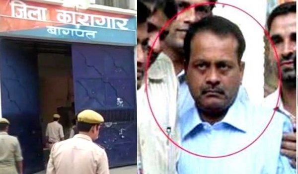 Mafia don Munna Bajrangi shot killed inside Baghpat Jail