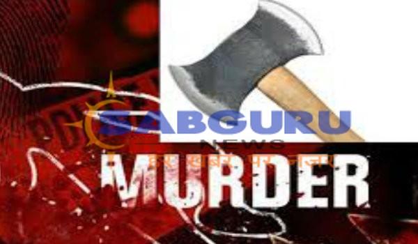 husband killed his wife in Allahabad