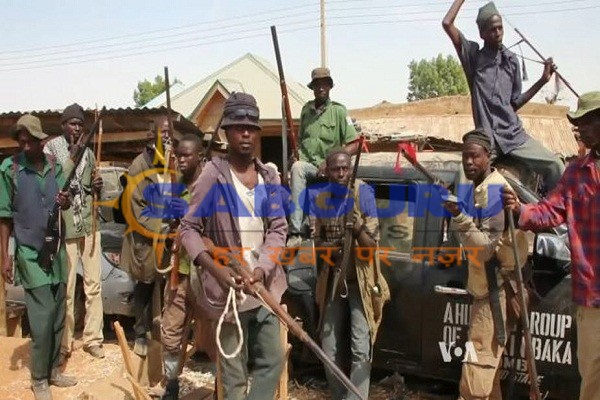 One thousand security personnel deployed in Nigeria to deal with the bandits