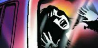 woman gangraped by four in moving pick-up vehicle