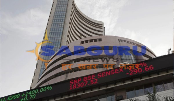 Sensex created history, first time touched 37 thousand figure