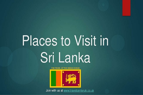 best place for Indian tourists making Sri Lanka