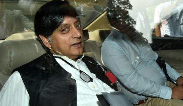 Sunanda Pushkar Death Case : Shashi Tharoor gets regular bail