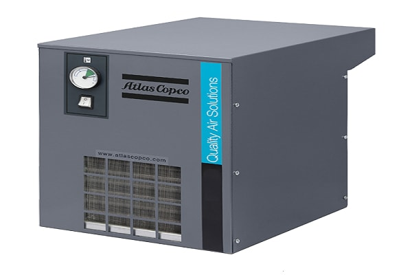 New Atlas Copco air dryer technology guarantees stable PDP of -40°C