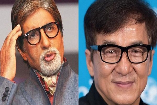 Jackie Chan will pair with Amitabh Bachchan, akhey 2